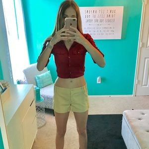 Tori Burch Shorts